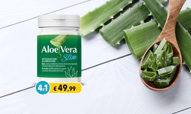 Aloe Vera Slim - cos'è e come funziona?