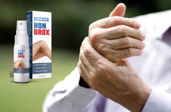 Hondrox - quali ingredienti contiene lo spray?